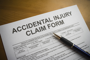 accident form